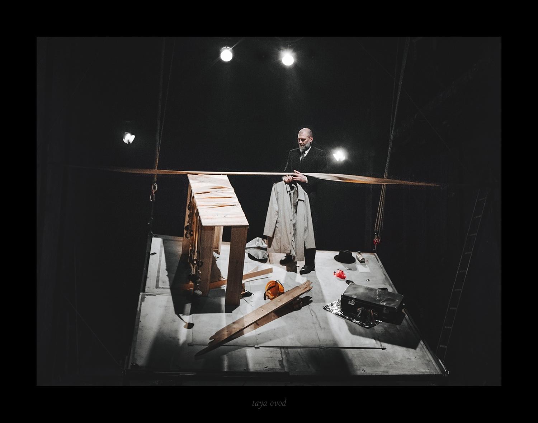 """спектакль """"Утопия"""" - Инженерный театр АХЕ"""